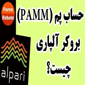 حساب پم (PAMM) بروکر آلپاری چیست؟